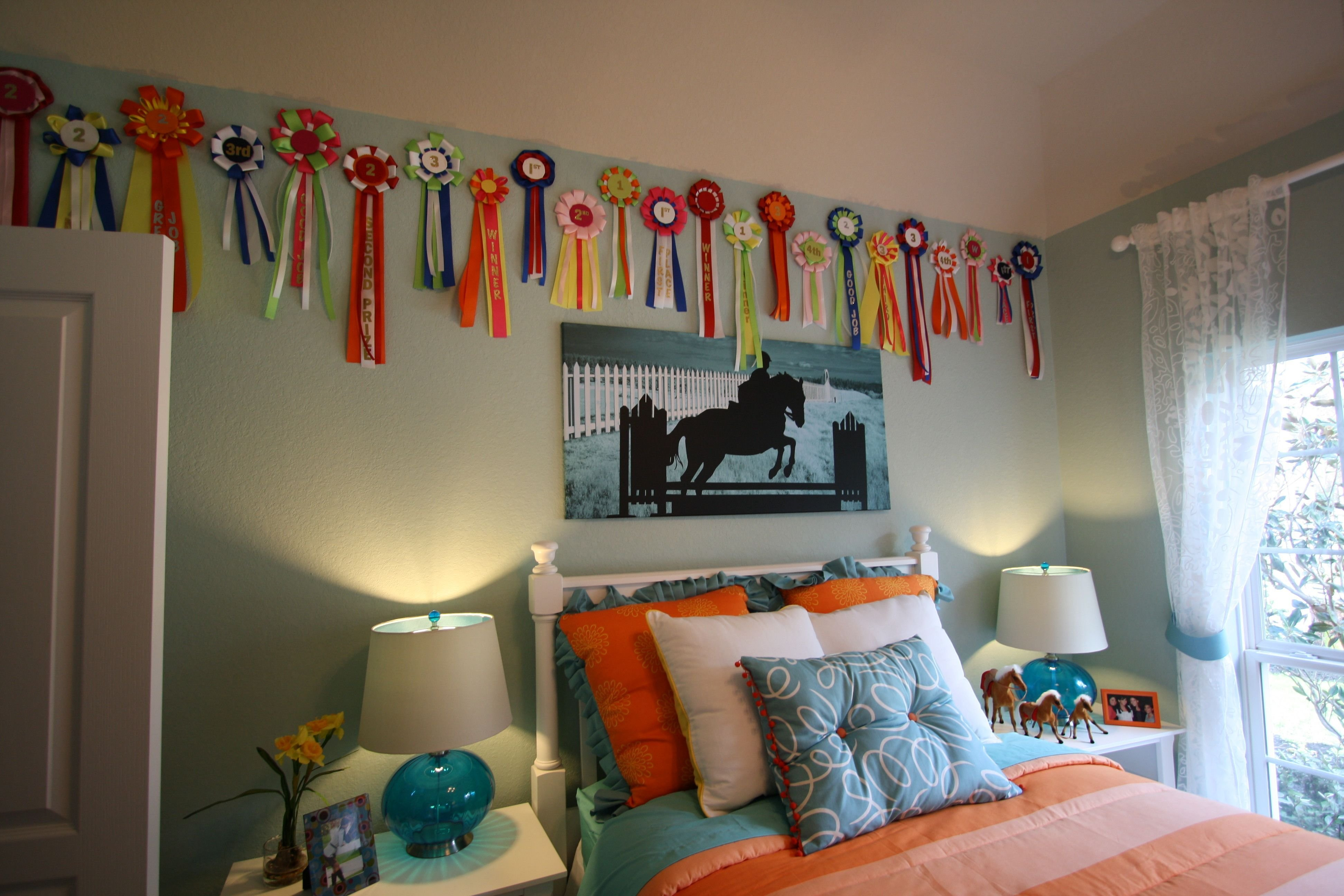 Best This Horse Themed Room Was From A Model Home Children With Pictures