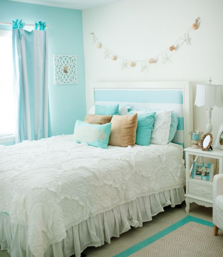 Best A New Room For Macy Tiffany Blue Tiffany And Beach With Pictures
