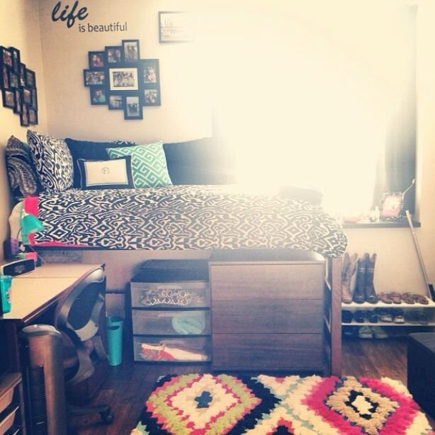 Best Tcu Dorm Room • Kenzie Floyd Moncrief Hall Dorm Sweet With Pictures