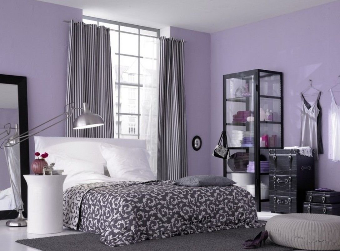 Best Light Purple Walls Roomspiration Pinterest Wall With Pictures