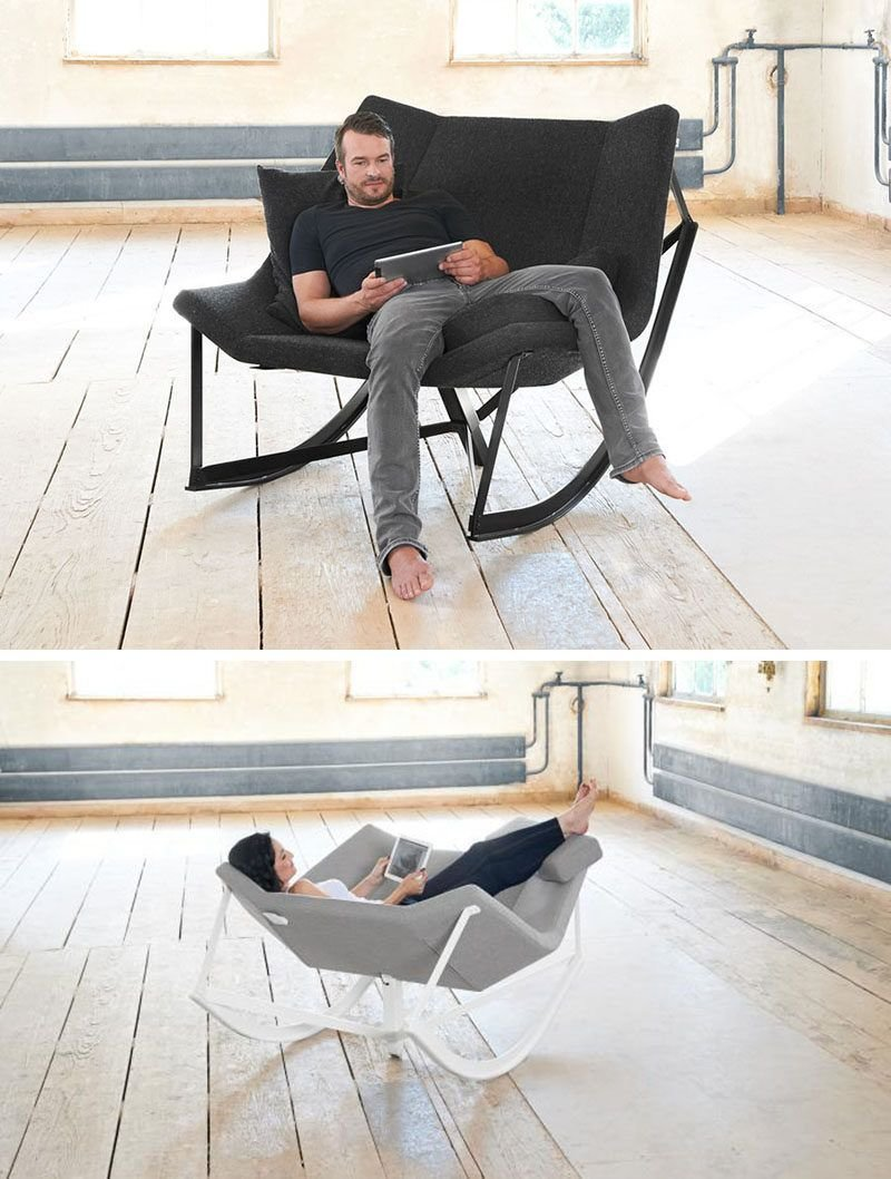Best 12 Comfy Chairs That Are Perfect For Relaxing In Rocking With Pictures