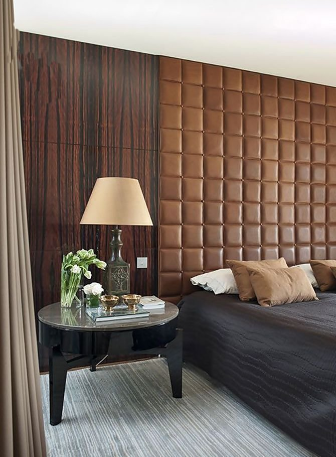 Best Upholstered Wall Ideas For Your Home Bedroom Furniture With Pictures