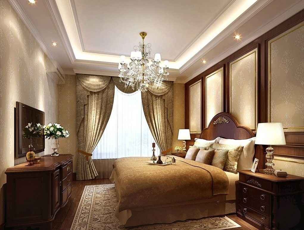 Best New Classic Bedroom Ideas And Interior 343 Pmsilver With Pictures