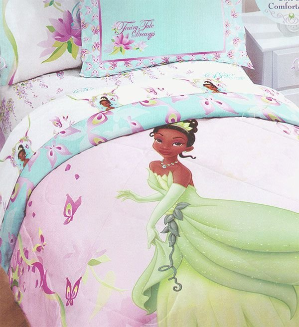 Best Princess Tiana Bedding Sets Tiana Princess Frog Bedding With Pictures
