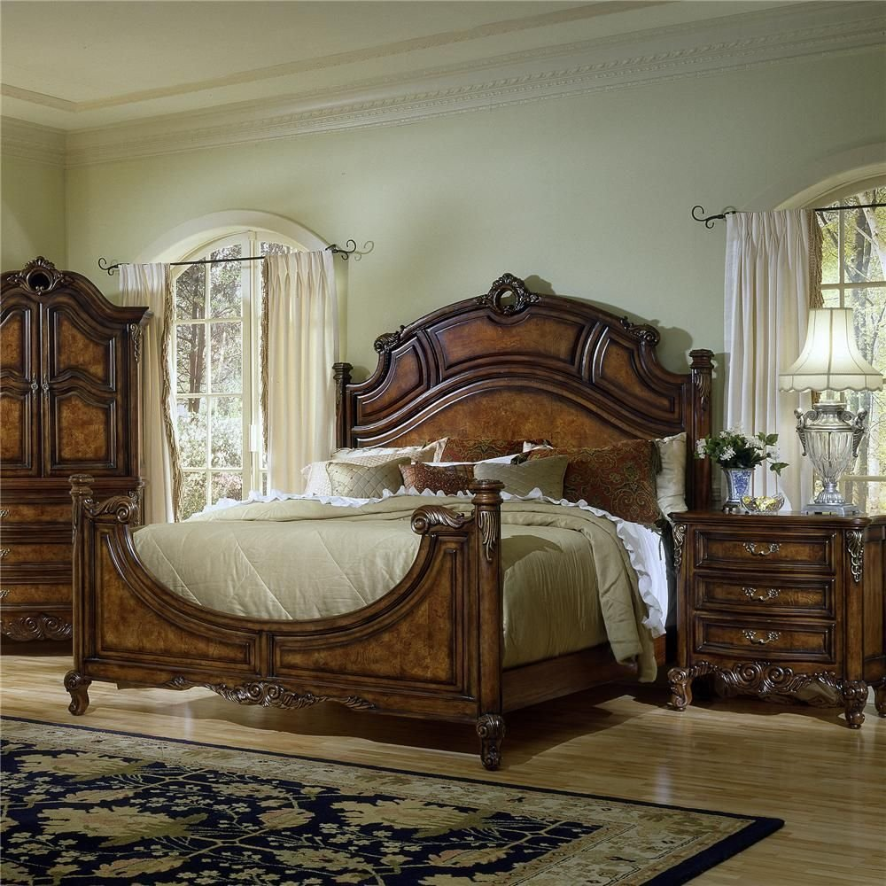 Best Repertoire King Overlay Crown Bed By Fairmont Designs Home Furnishings Pinterest Overlay With Pictures