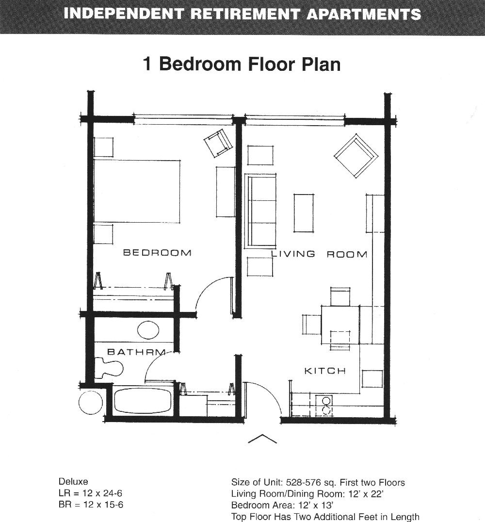 Best One Bedroom Apartment Floor Plans Google Search Real With Pictures