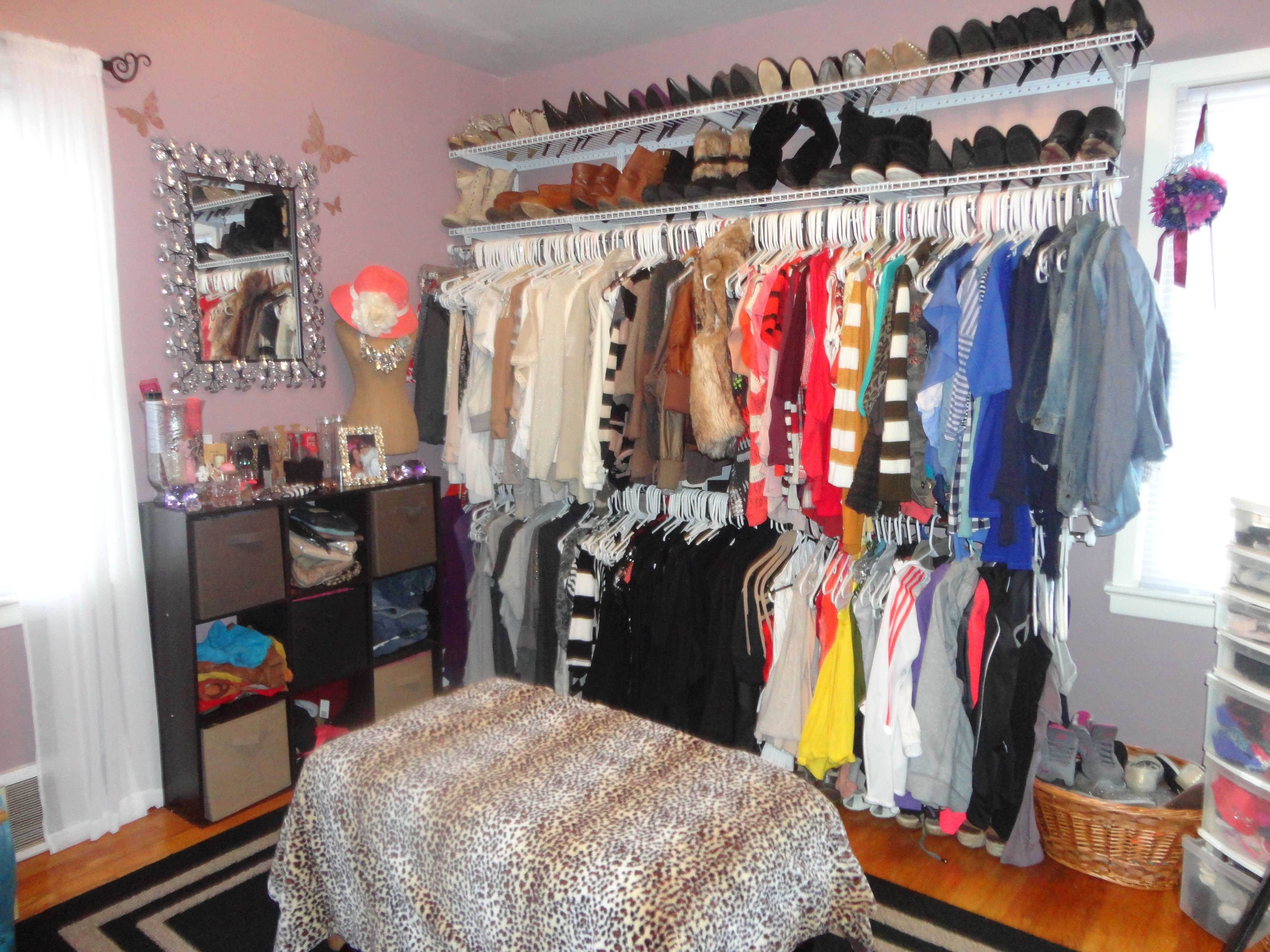 Best Use A Spare Room For Your Walk In Closet Home Decor With Pictures