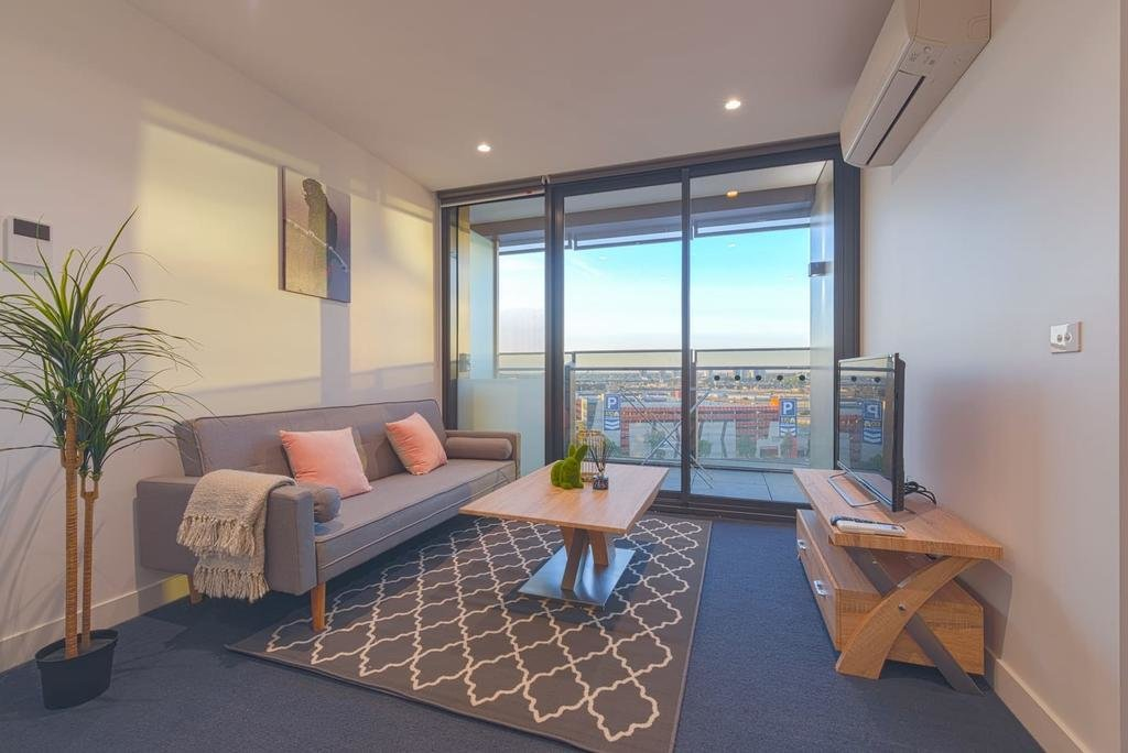 Best Cozy Melbourne Star 2 Bedroom Apartment Docklands With Pictures