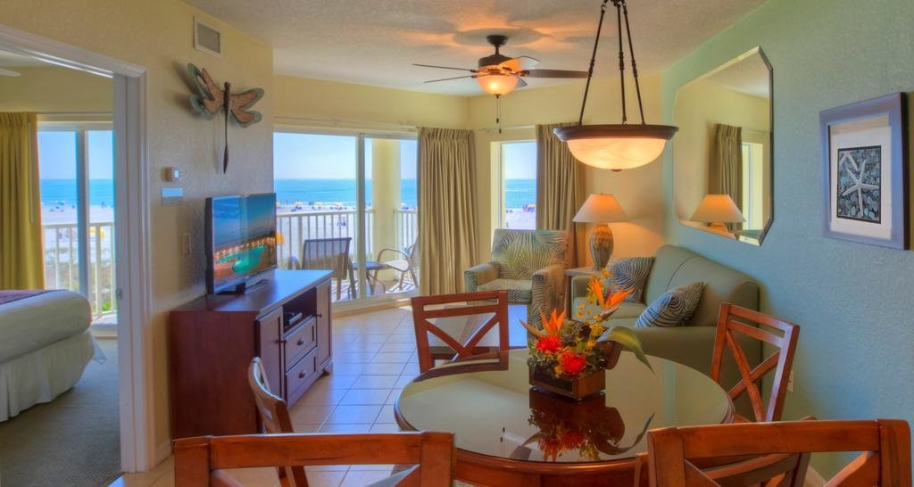 Best Condo Hotel Sunset Vistas Beachfront Suites St Pete With Pictures