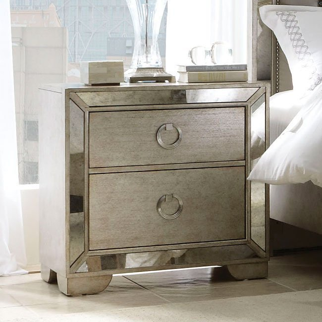 Best Farrah Nightstand By Pulaski Furniture 1 Review S With Pictures