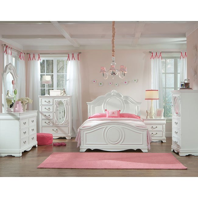 Best Jessica Youth Panel Bedroom Set By Standard Furniture 1 Review S Furniturepick With Pictures