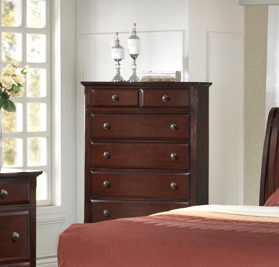 Best Portsmouth Storage Bedroom Set By Crown Mark Furniture With Pictures