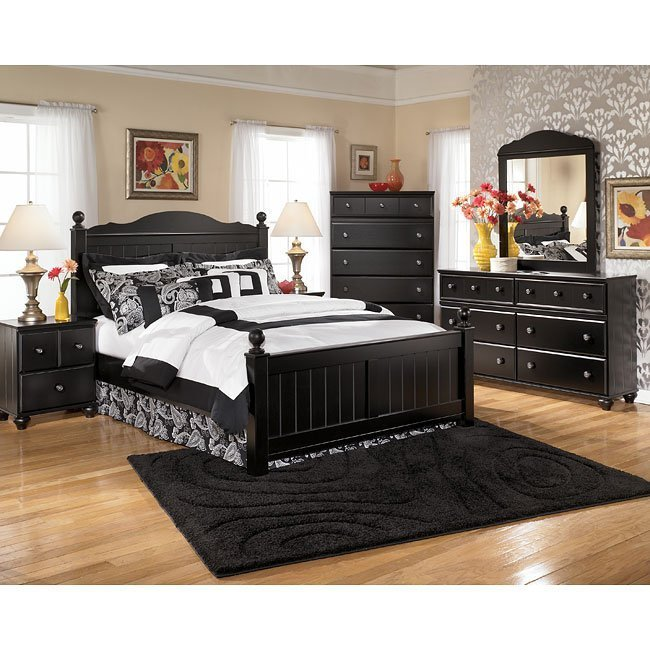 Best Jaidyn Poster Bedroom Set By Signature Design By Ashley With Pictures