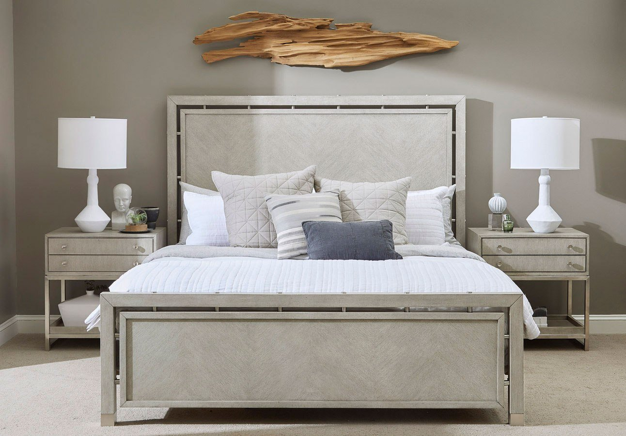 Best Sutton Place Panel Bedroom Set Pulaski Furniture With Pictures