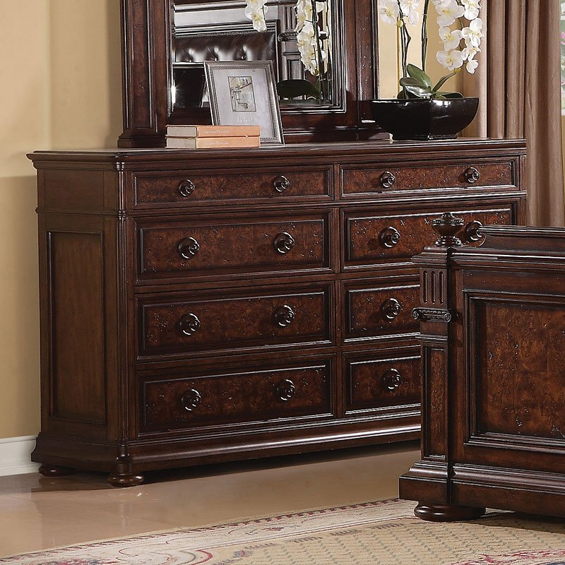 Best Aberdeen Panel Bedroom Set Flexsteel Furniture Cart With Pictures
