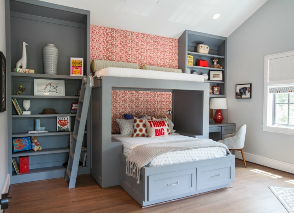 Best Gray Bedroom Ideas Kids Room Paint Ideas 7 Bright Choices Bob Vila With Pictures