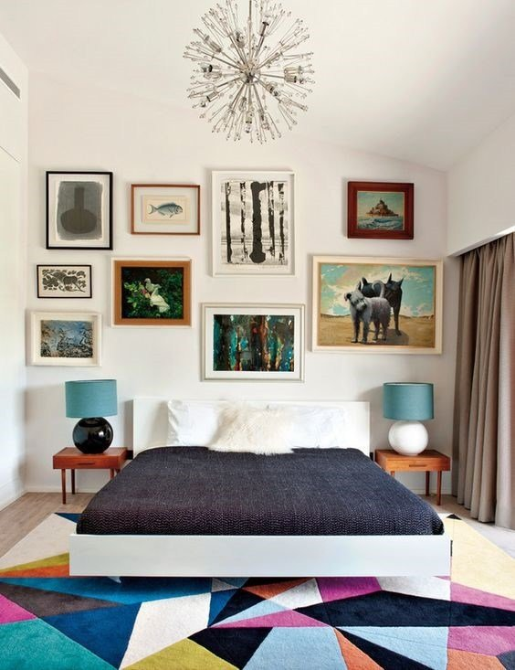 Best Modern Retro Style For Your Bedroom With Pictures