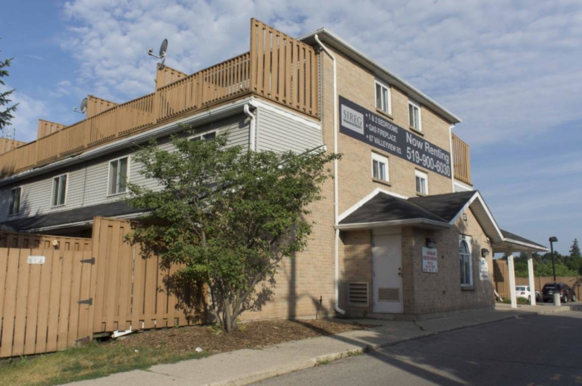 Best Kitchener East 2 Bedrooms Townhouse For Rent Ad Id Smi With Pictures