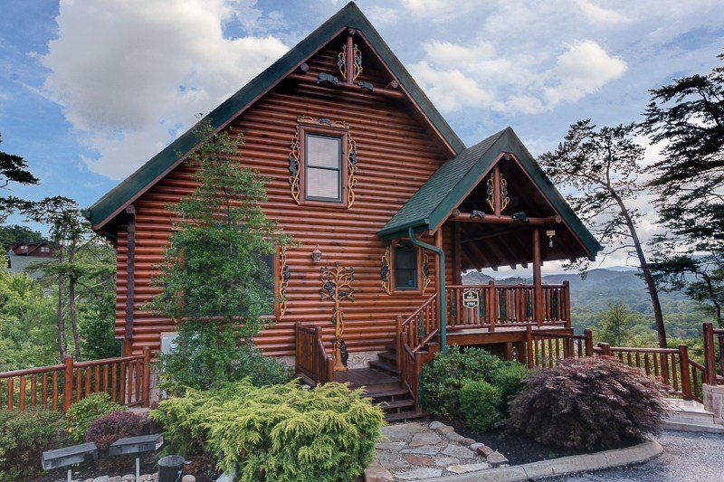Best 4 Bedroom Cabins In Pigeon Forge Tn With Pictures