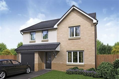 Best Taylor Wimpey At Broomhouse New Homes In Glasgow With Pictures
