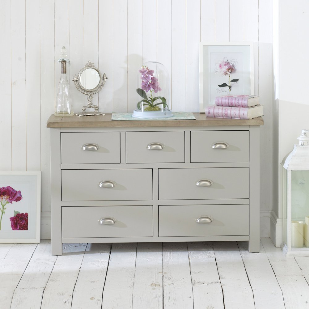 Best Painted Furniture Grey Cream White Painted Oak Bedroom With Pictures