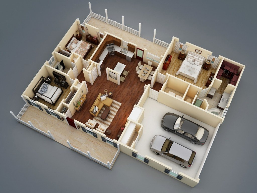 Best What Makes A Split Bedroom Floor Plan Ideal The House With Pictures