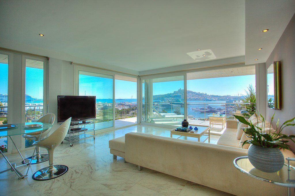 Best 3 Bedroom Luxury Apartment In Bahia Marina Botafoch With Pictures