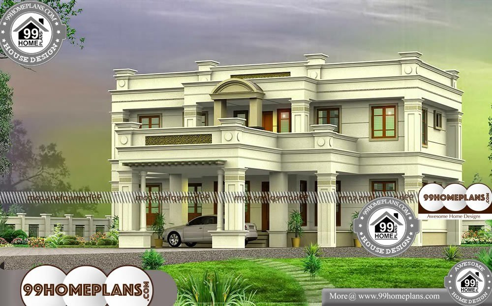 Best 4 Bedroom House Plans With Cost To Build With Latest With Pictures