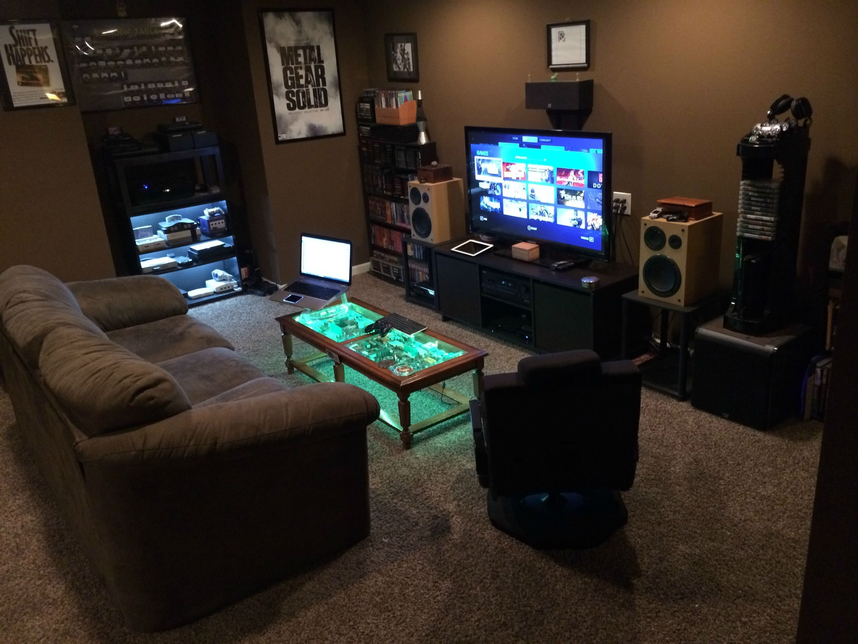 Best Gaming Room Ideas With All Furniture Decoration Amaza Design With Pictures