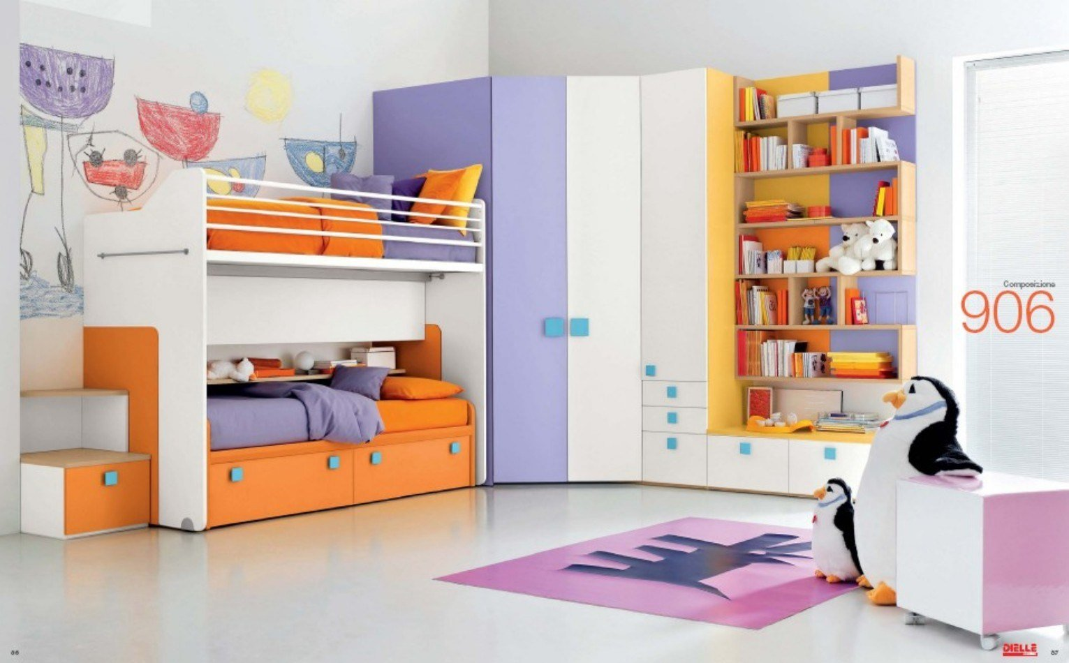 Best Composing The Special Type Of Kids Room Furniture Amaza With Pictures