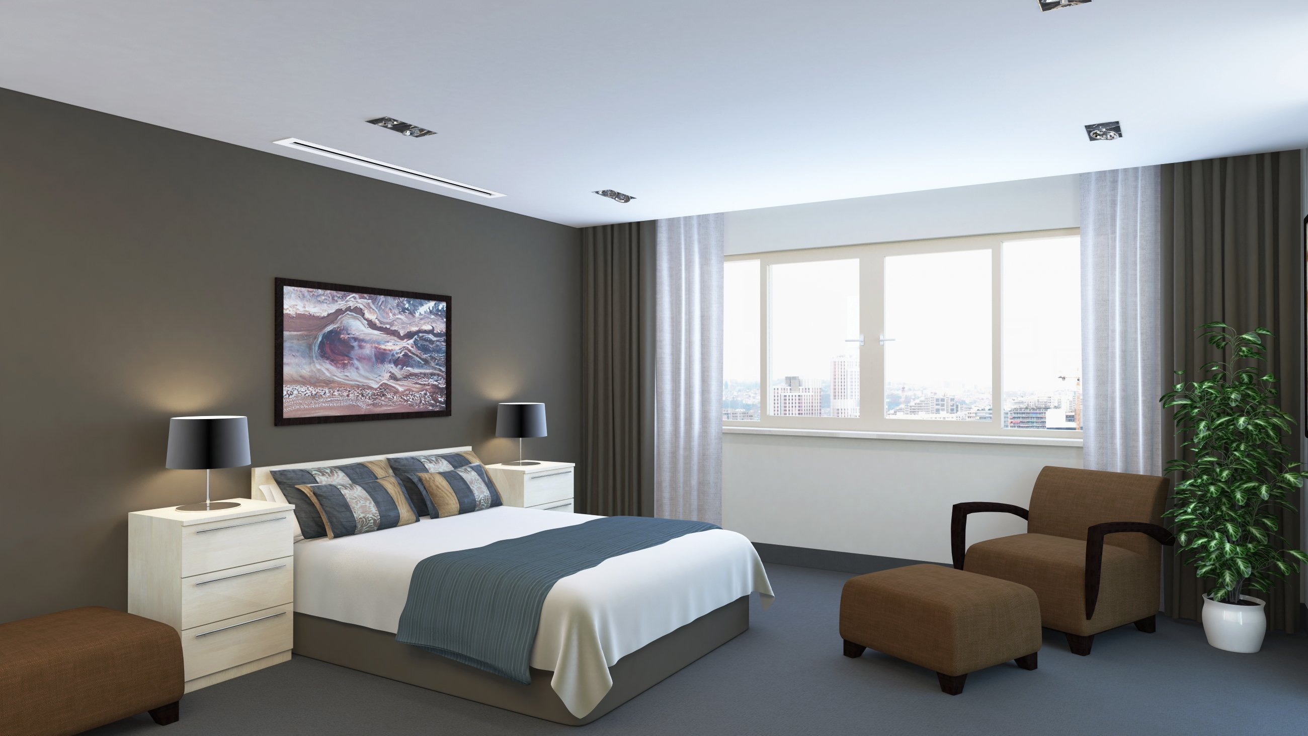 Best Bedroom Air Conditioning Installations Expert Aircon With Pictures