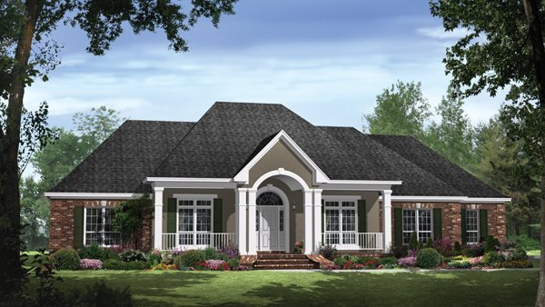 Best 4 Bedroom 3 Bath Country House Plan Alp 05Wa With Pictures