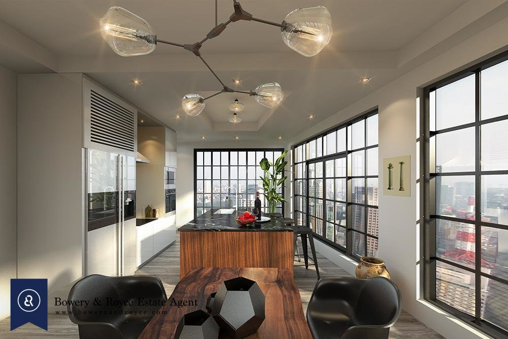 Best New York Loft Style Three Bedroom Condo For Sale In With Pictures