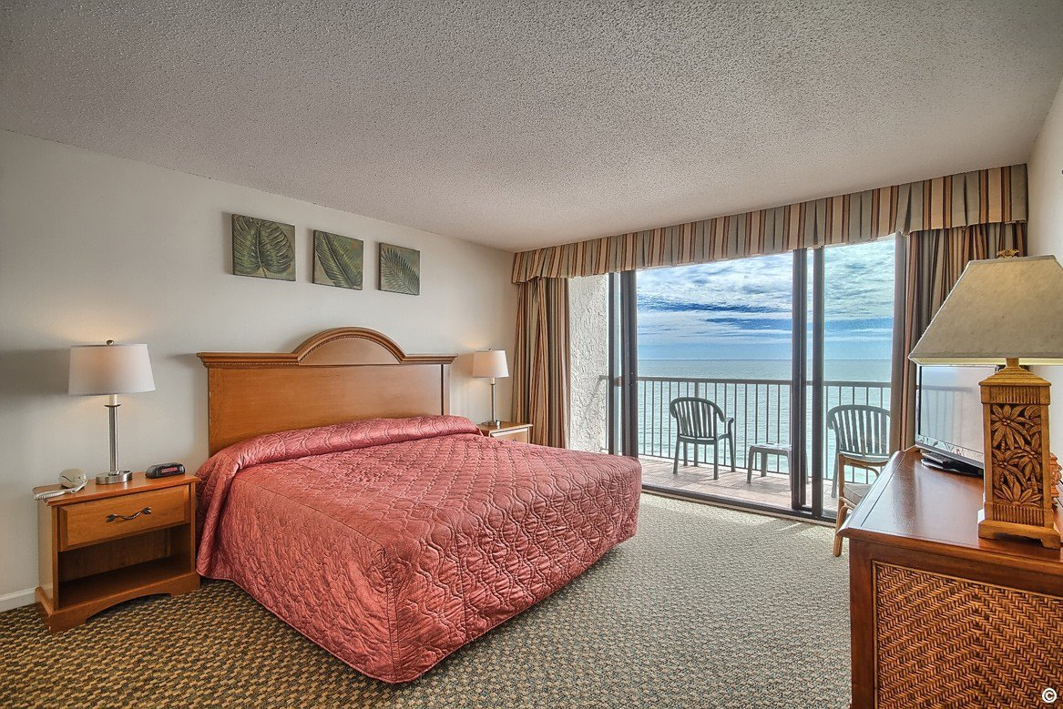 Best Oceanfront 3 Bedroom Condo Myrtle Beach Beach Colony With Pictures