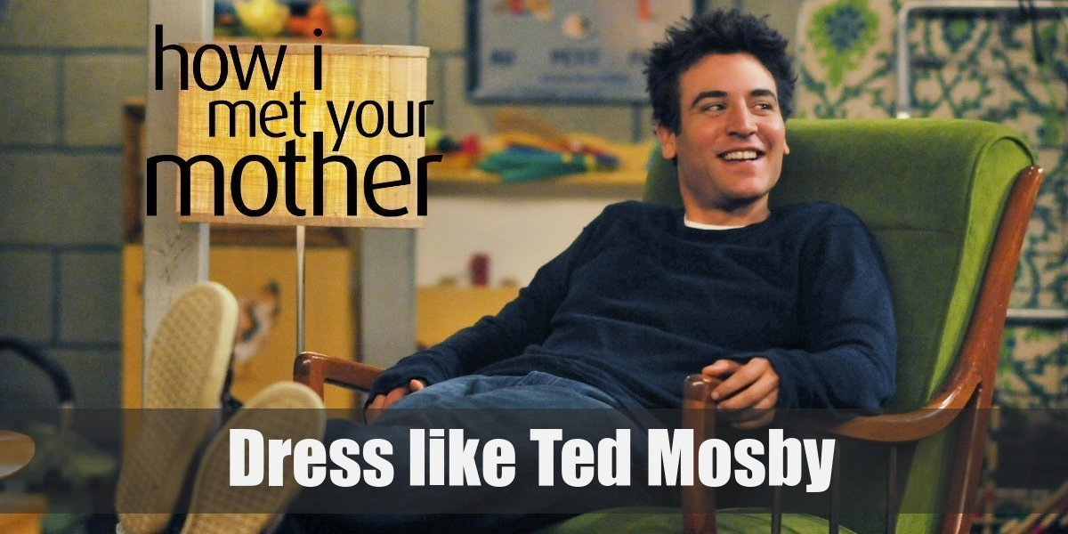 Free Dress Like Ted Mosby From How I Met Your Mother Costume Wallpaper