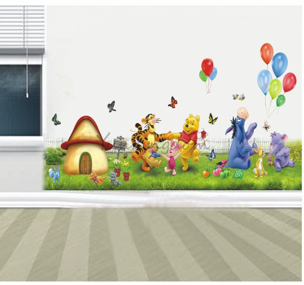 Best 10 Themes For Kids Room Wall Decals With Pictures