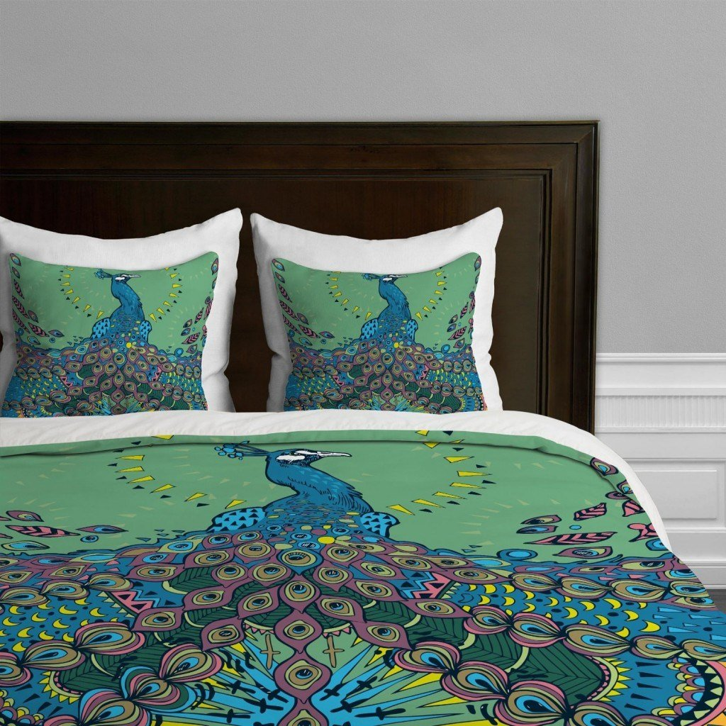 Best Awesome Peacock Bedding Sets For A Very Cool Bedroom With Pictures