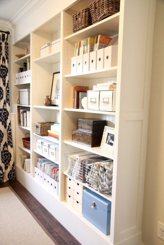 Best 37 Awesome Ikea Billy Bookcases Ideas For Your Home Digsdigs With Pictures