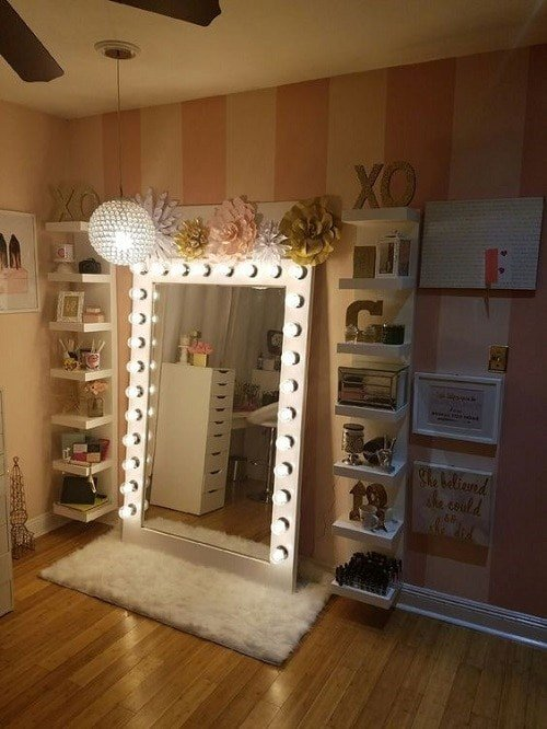 Best 15 Fantastic Vanity Mirror With Lights For Bedroom Ideas With Pictures