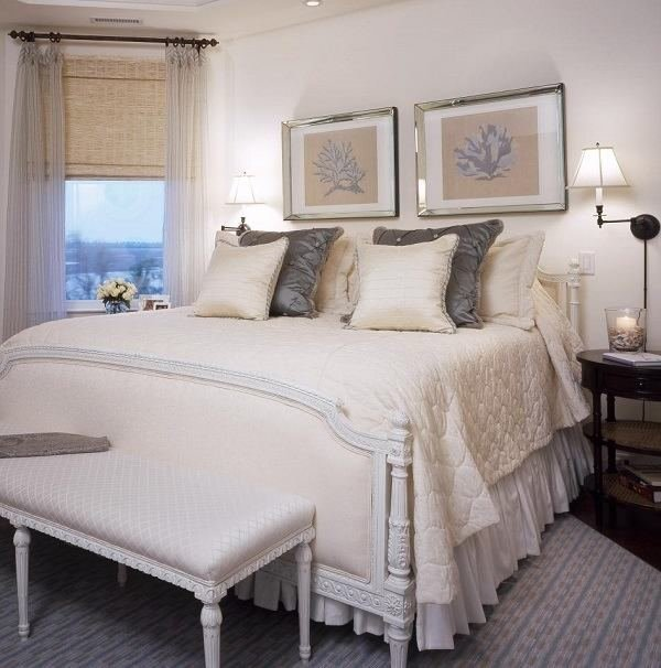 Best 10 Calm And Elegant Gray And Beige Bedroom Decorations Ideas With Pictures