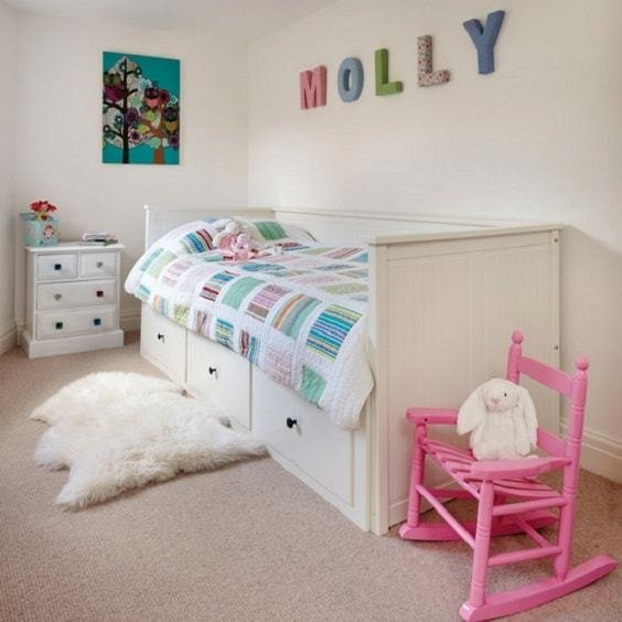 Best 15 Festively Stylish Toddler Girl Bedroom Ideas On A Budget With Pictures