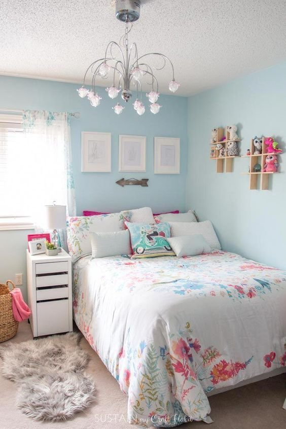 Best 25 Most Stunning Soft Blue Master Bedroom Ideas With With Pictures