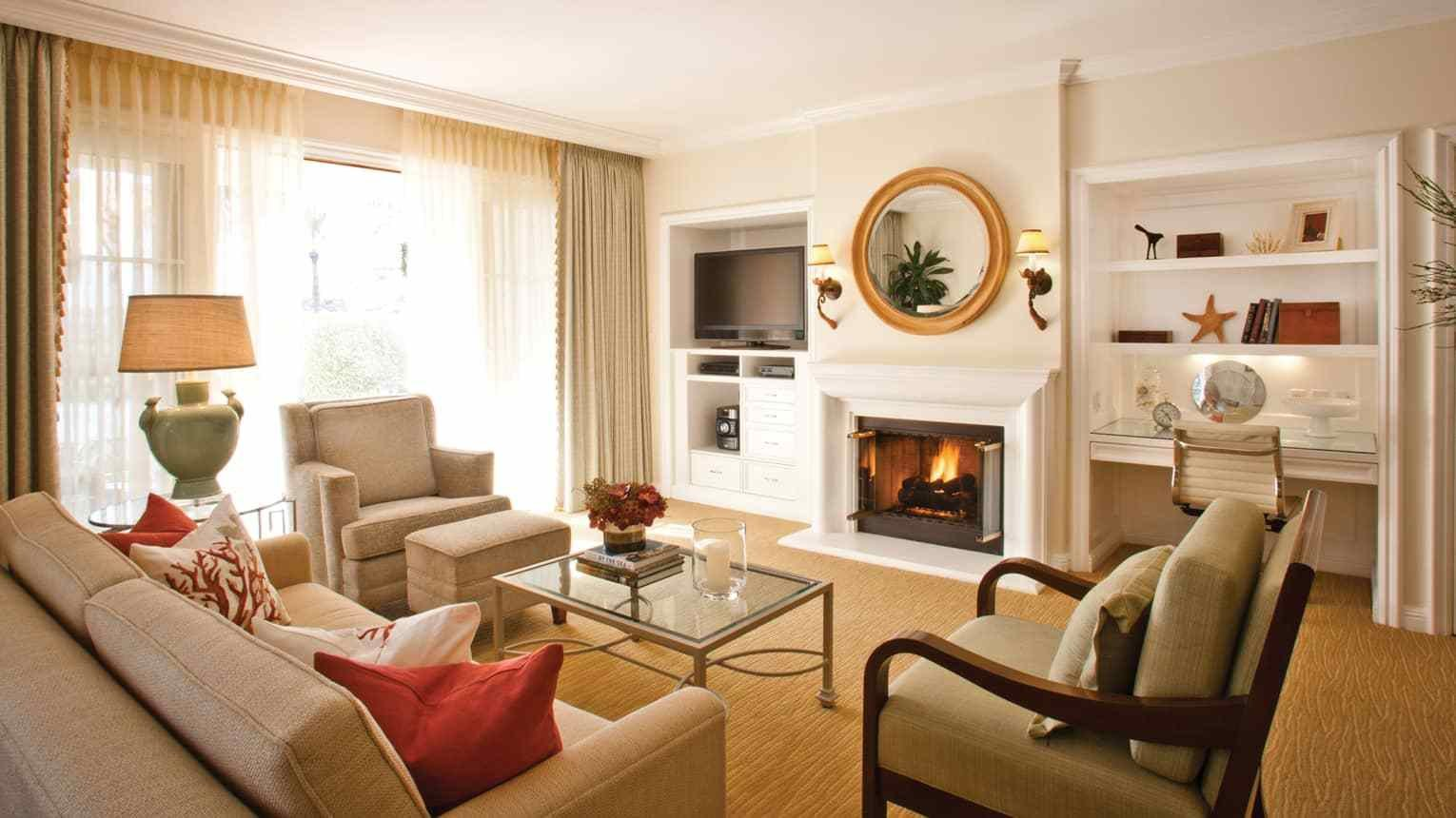 Best Two Bedroom Hotel Suite San Diego Villa Four Seasons With Pictures