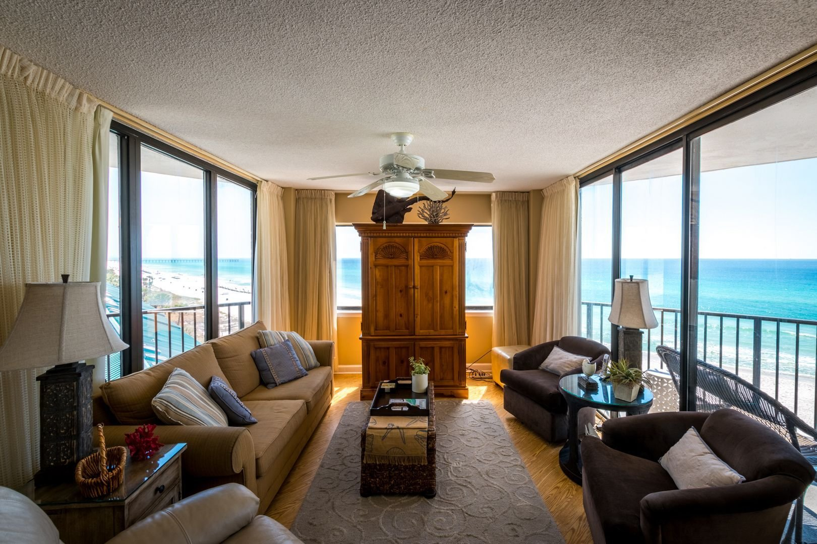 Best Aqua Vista E606 Panama City Beach 3 Bedroom 2 Full With Pictures