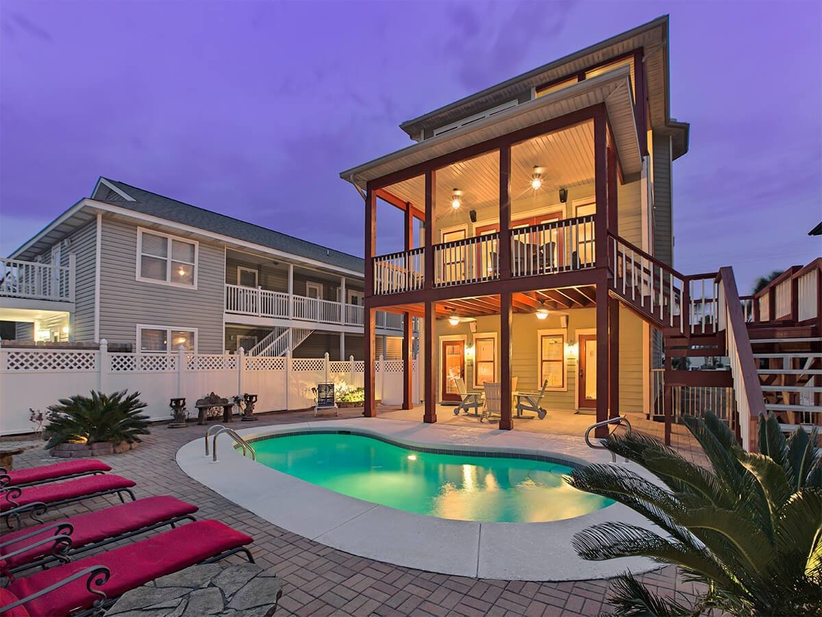 Best Valentine House Miramar Beach Fl 4 Bedroom Vacation House With Pictures