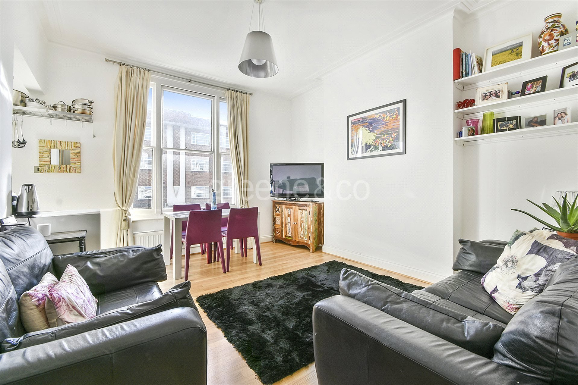 Best 1 Bedroom Apartment To Rent In Belsize Road South With Pictures