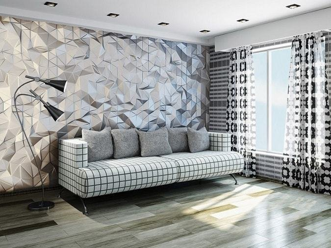 Best 3D Wall Panels 3D Wall Textures Tiles In Los Angeles With Pictures