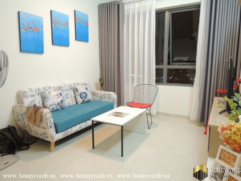 Best Cheap 1 Bedroom Apartment For Rent In Masteri Full Furniture With Pictures