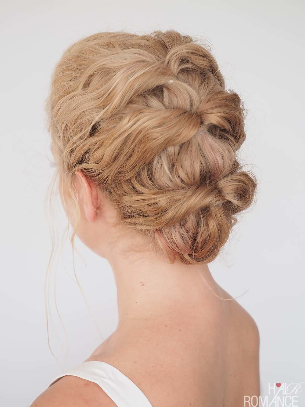 Free Quick And Easy Twist Hairstyle Tutorial – Get Great Hair Wallpaper