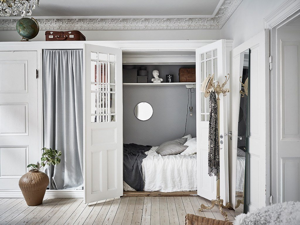 Best Home Tour Smart Small Bedroom Ideas In A Scandinavian Interior With Pictures